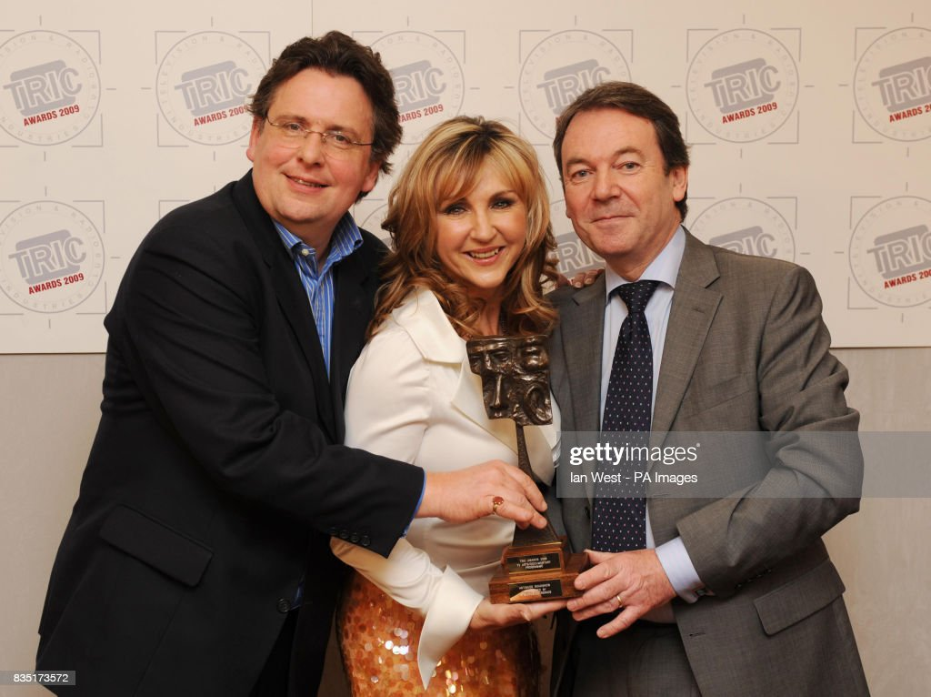 Antiques Roadshow With Their Award
