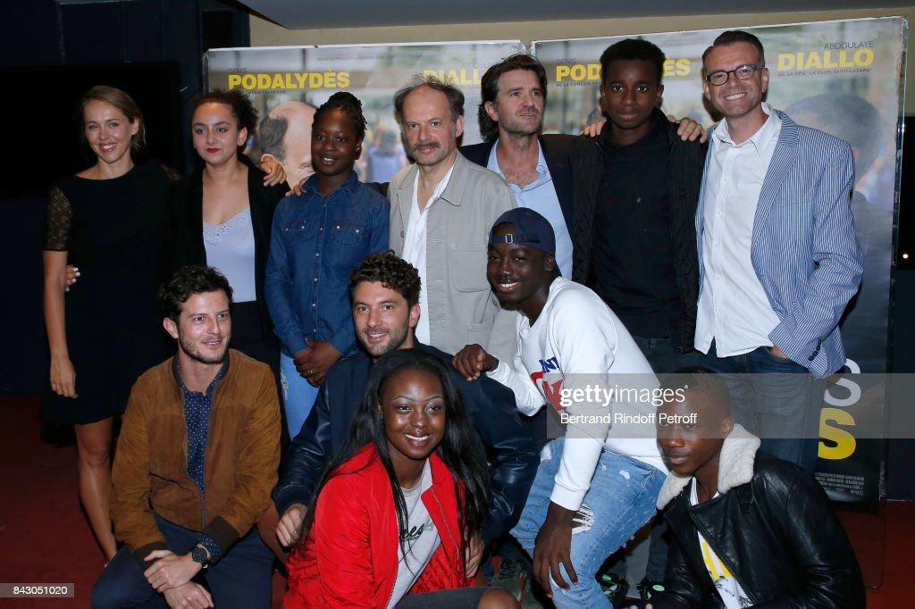 """""""Les Grand Esprits"""" Paris Premiere At UCG Cine Cite Les Halles"""