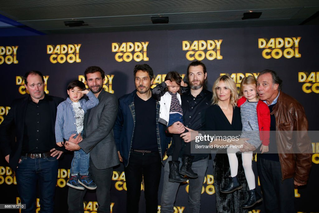 """Daddy Cool"" Paris Premiere At UGC Cine Cite Bercy"