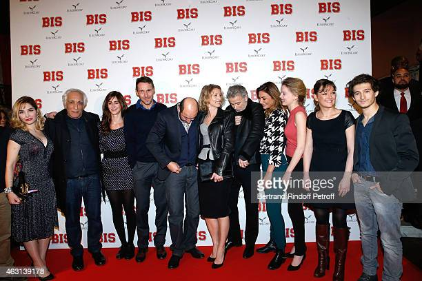 Team of the movie Alix Benezech Gerard Darmon Guest Julien Boisselier Kad Merad Alexandra Lamy Franck Dubosc Guest Eden Ducourant Anne Girouard and...