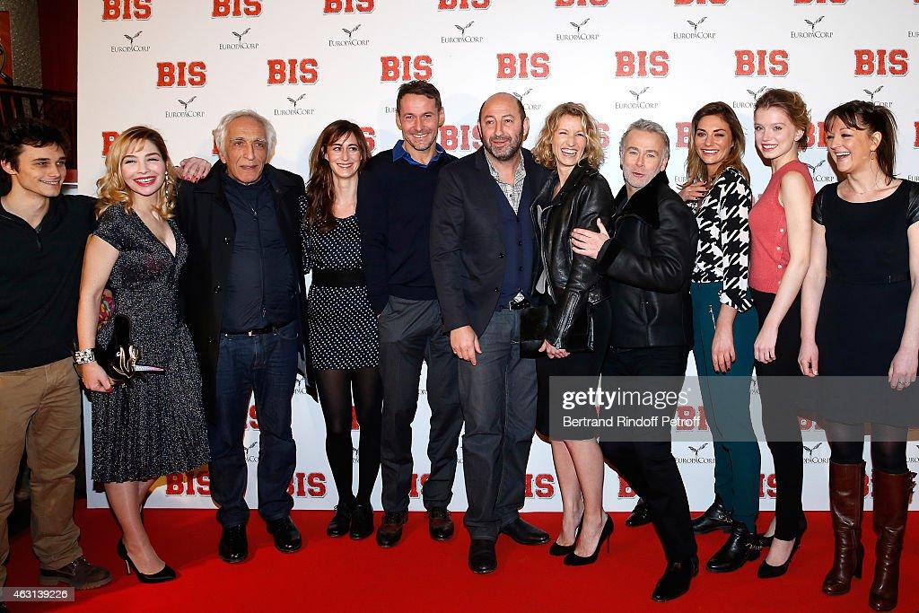 'Bis' Paris Premiere At Gaumont Opera Capucines : News Photo