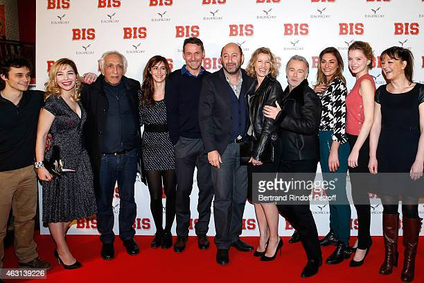 Team of the movie Fabian Wolfrom Alix Benezech Gerard Darmon Guest Julien Boisselier Kad Merad Alexandra Lamy Franck Dubosc Guest Eden Ducourant and...