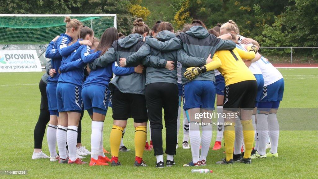 DEU: 1. FC Saarbruecken v FF USV Jena - 2. Frauen Bundesliga