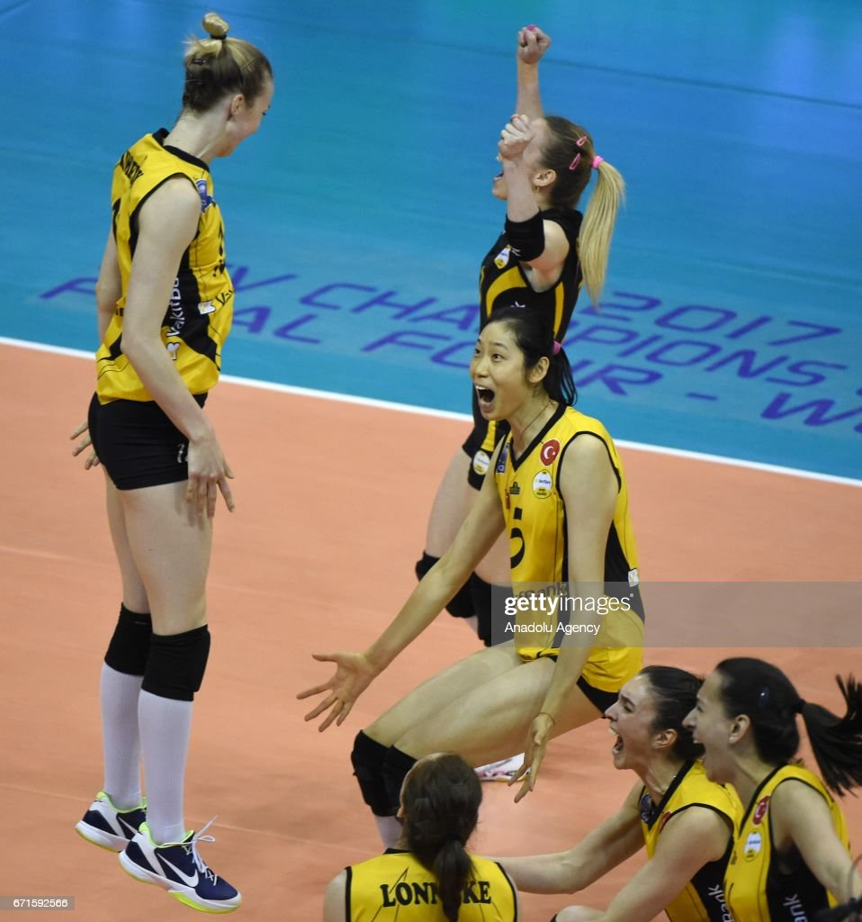 Image result for vakifbank istanbul 2017