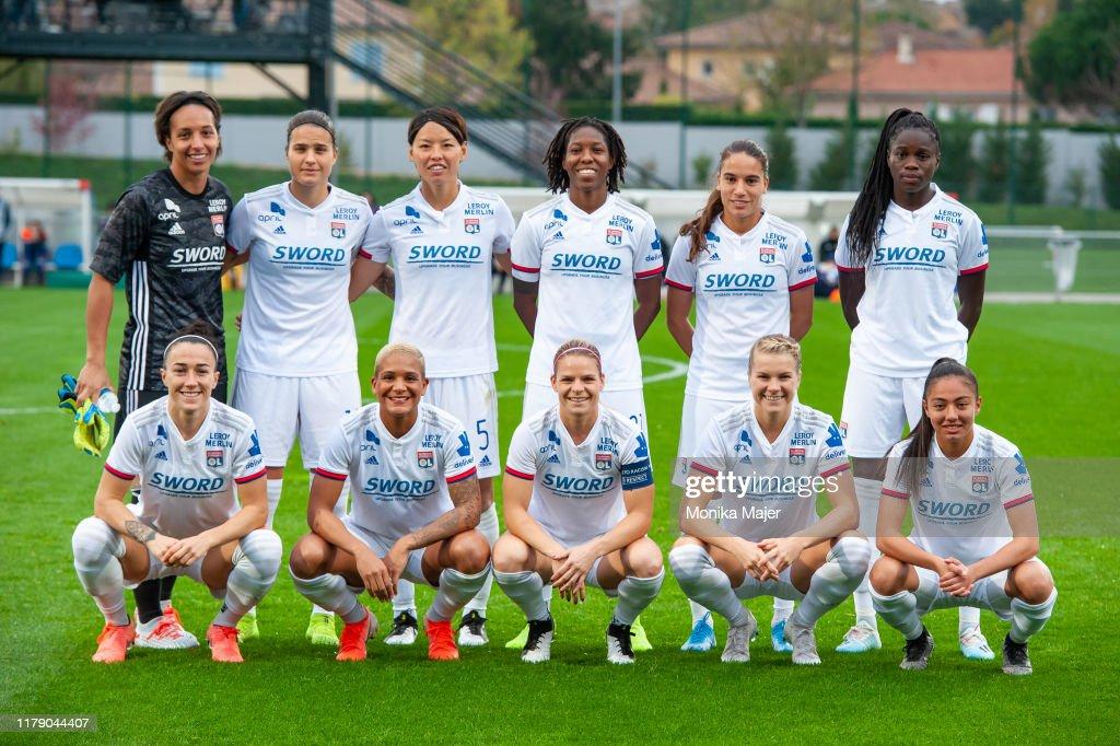 Olympique Lyon Women's v Fortuna Hjorring - UEFA Women's Champions League : ニュース写真