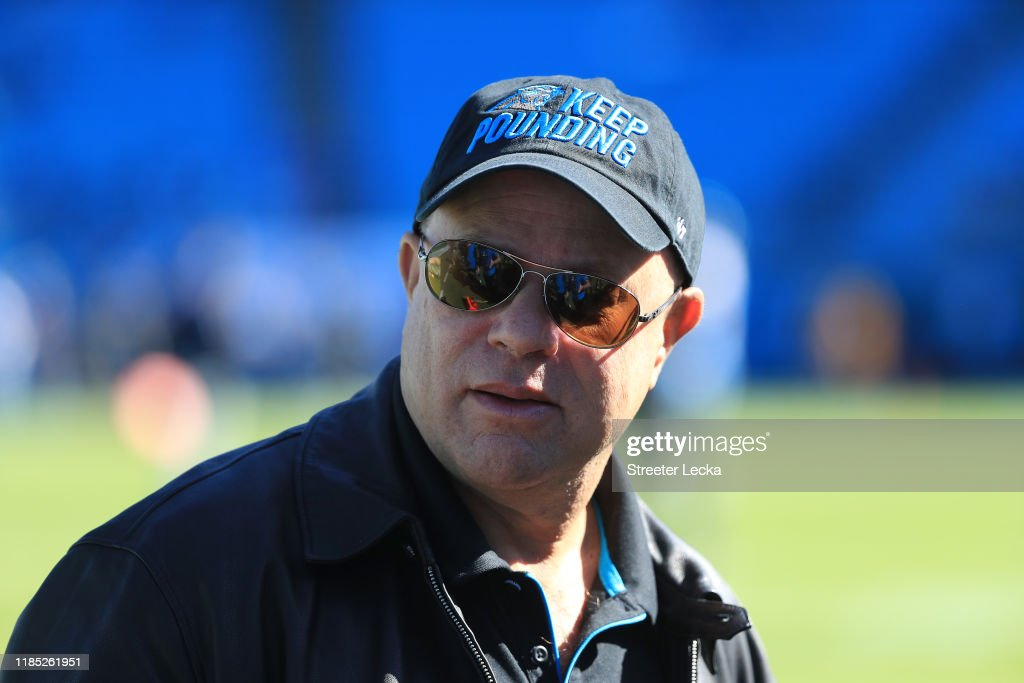 Tennessee Titans v Carolina Panthers : News Photo