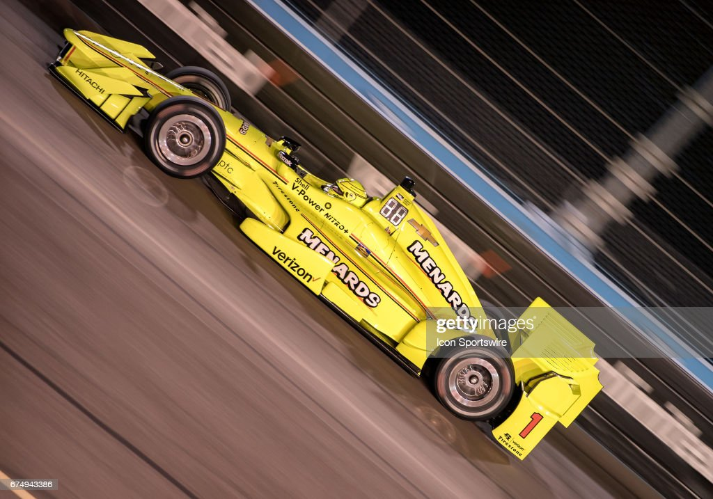 AUTO: APR 28 IndyCar - Phoenix Grand Prix : News Photo