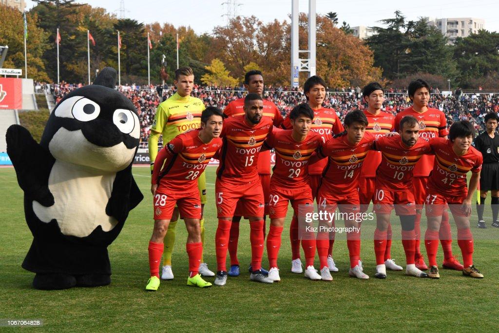 Nagoya Grampus v Shonan Bellmare - J.League J1 : News Photo