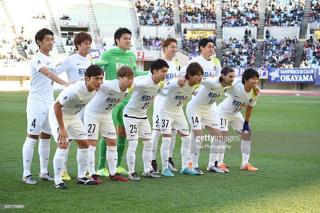 The 95th Emperor's Cup Semi-Final Gamba Osaka v Sanfrecce Hiroshima : News Photo