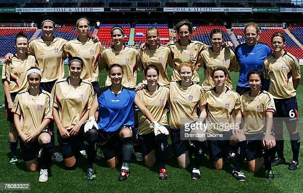 9ced6195 28 Womens A League Challenge Jets V Sydney Fc Pictures, Photos ...