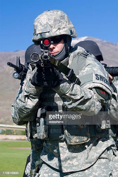swat team - swat team stock photos and pictures