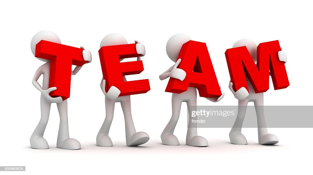 Team : Stock Photo