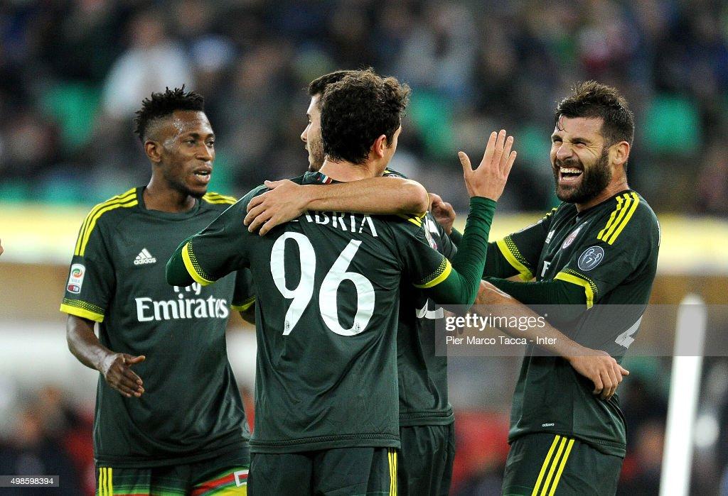 FC Internazionale, AC Milan, AS Bari - Friendly Tournament