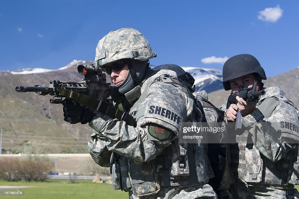 Swat Team Stock Photos And Pictures Getty Images
