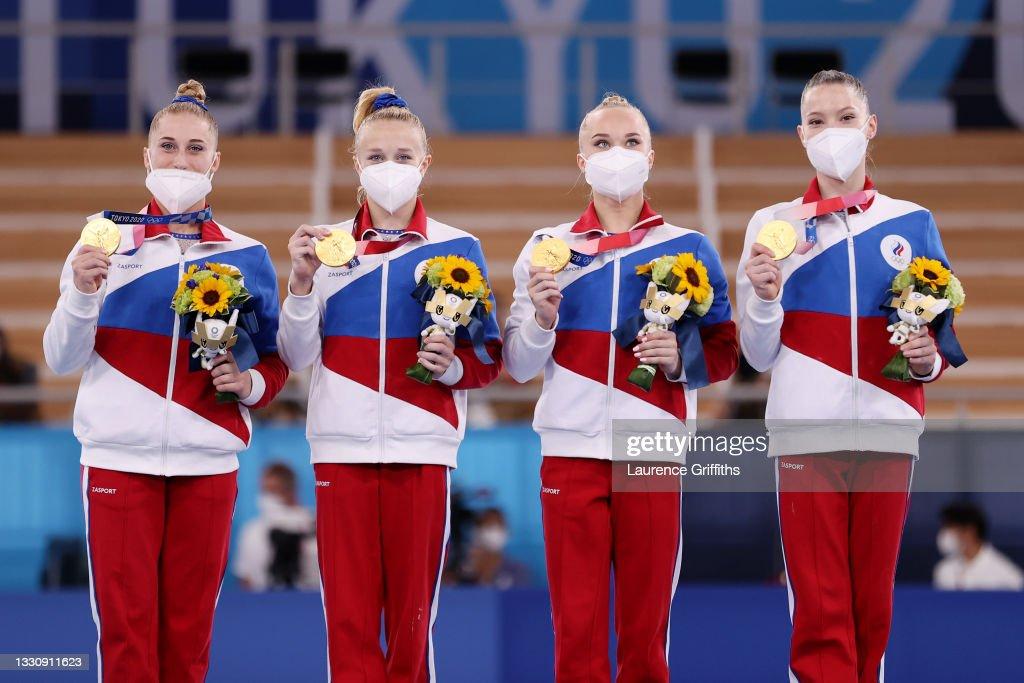 Gymnastics - Artistic - Olympics: Day 4 : Foto di attualità
