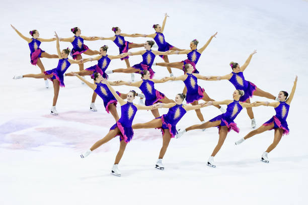 CHE: ISU World Junior Synchronized Skating Championships Neuchatel