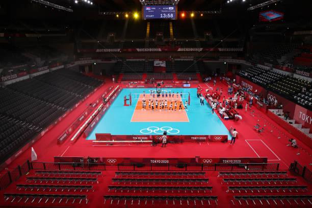 JPN: Volleyball - Olympics: Day 10