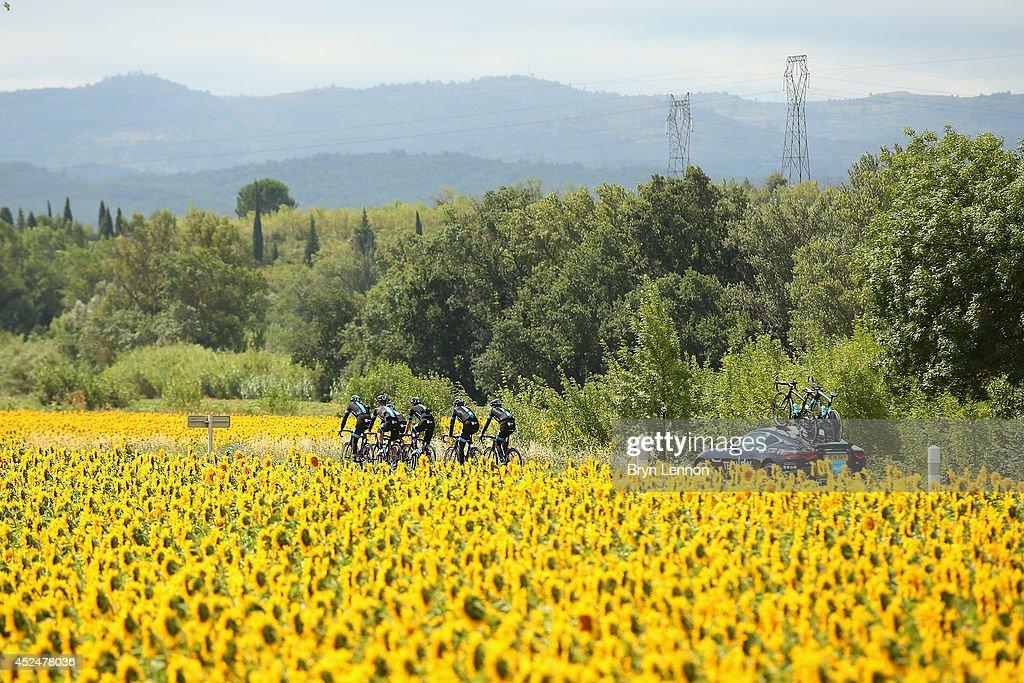 Le Tour de France 2014 - Rest Day : News Photo