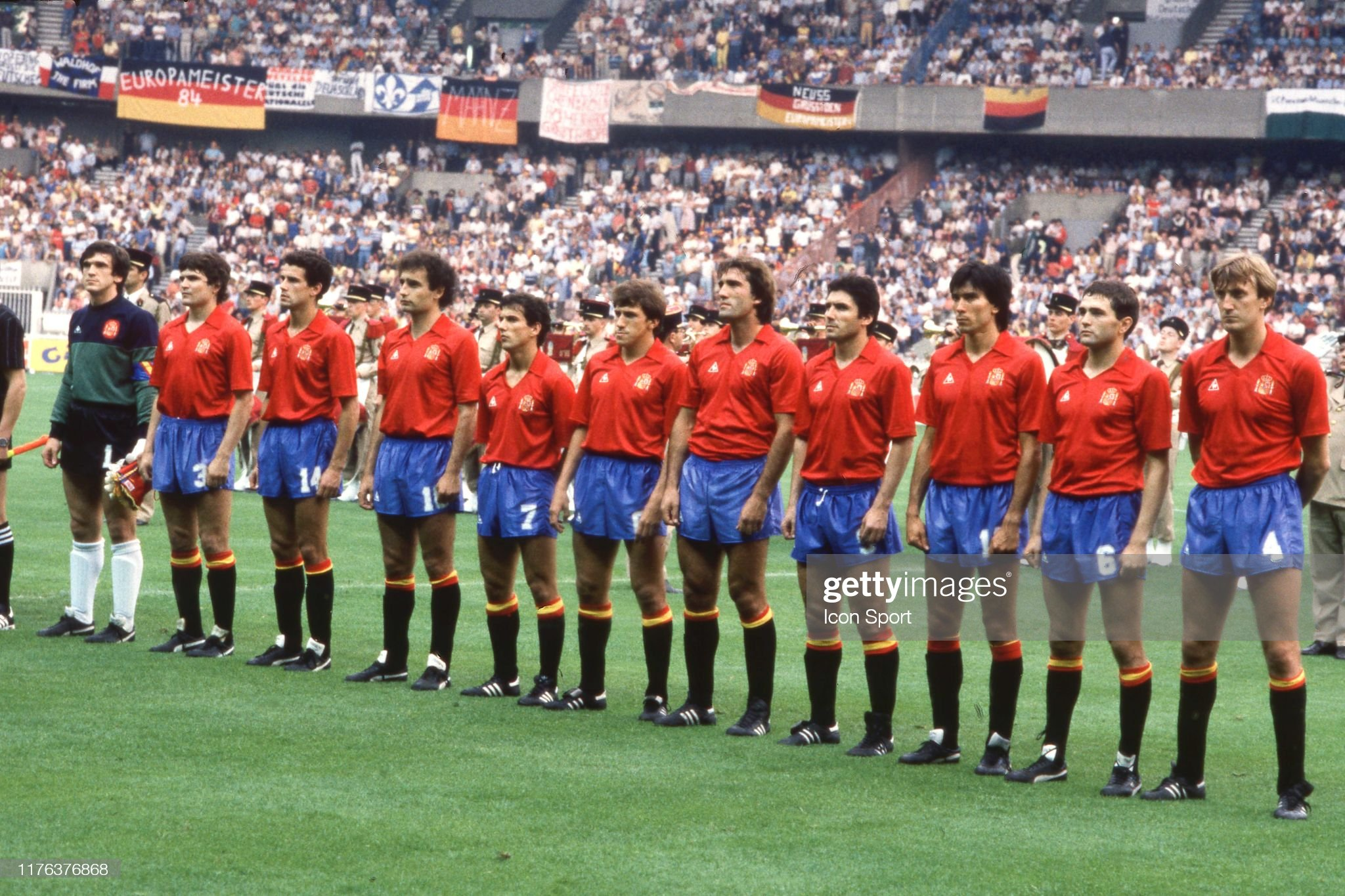 ¿Cuánto mide Rafael Gordillo? - Altura Team-spain-during-the-european-championship-match-between-west-and-picture-id1176376868?s=2048x2048