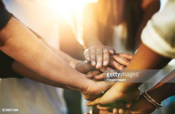 team support - togetherness stock pictures, royalty-free photos & images