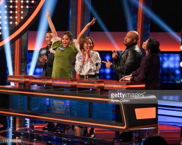 FEUD Team Teigen/Legend vs Team Vanderpump Rules and Karamo Brown vs Terry Crews The highly anticipated season 5 premiere of Celebrity Family Feud...