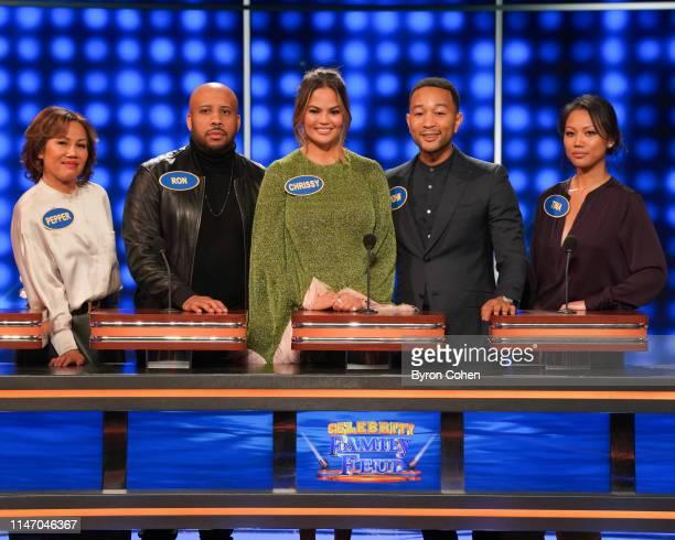 "Team Teigen/Legend vs. Team Vanderpump Rules and Karamo Brown vs. Terry Crews"" - The highly anticipated season 5 premiere of ""Celebrity Family Feud,""..."
