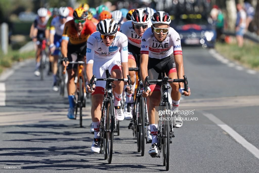CYCLING-FRA-TDF2020-STAGE7 : News Photo