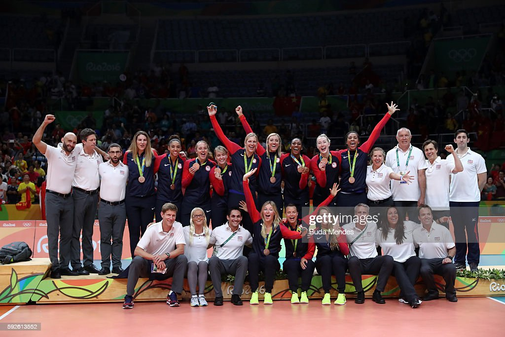 Volleyball - Olympics: Day 15 : News Photo