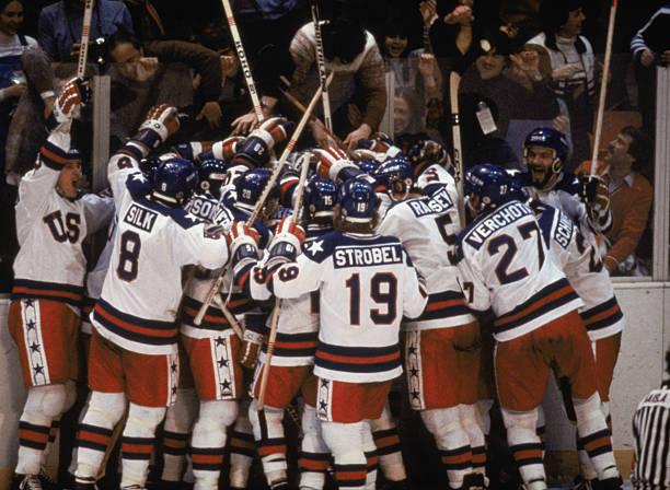 UNS: 22 February 1980 - Miracle On Ice: US Olympic Hockey Team Beats USSR