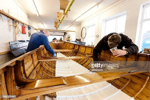 Team Lack ein gig Boot