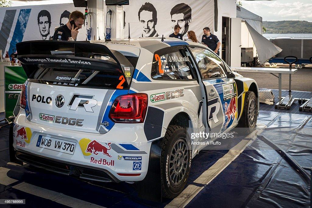 FIA World Rally Championship Argentina : News Photo