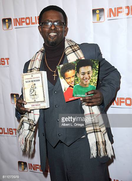 Team WE Productions at the InfoList PreOscar Soiree And Birthday Party for Jeff Gund held at OHM Nightclub on February 18 2016 in Hollywood California
