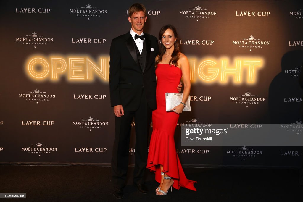 Laver Cup Opening Night : ニュース写真