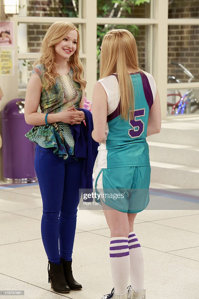 Disney Channel's 'Liv & Maddie' - Season One : Nachrichtenfoto