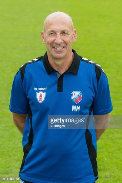 teammanager Marcel Mul during the team presentation of FC Utrecht on July 22 2017 at Sportcomplex Zoudenbalch in Utrecht The Netherlands