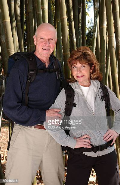 Teammates Bob and Joyce a couple who met on an internet dating website from Mt Laurel NJ compete in a worldwide adventure for $1 million on the...