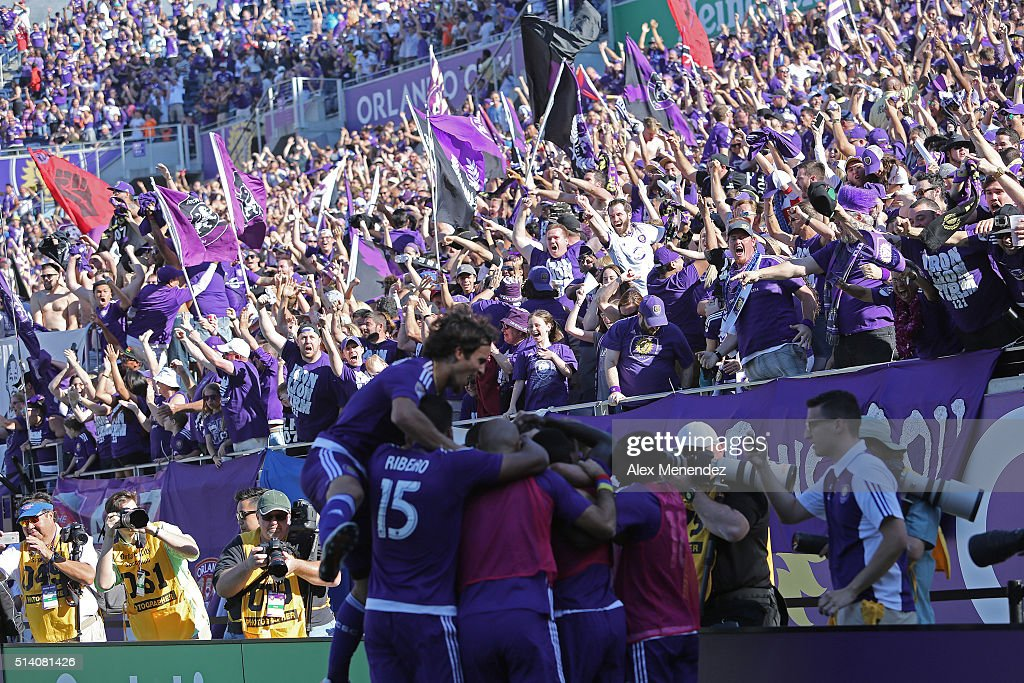 Real Salt Lake v Orlando City SC : News Photo