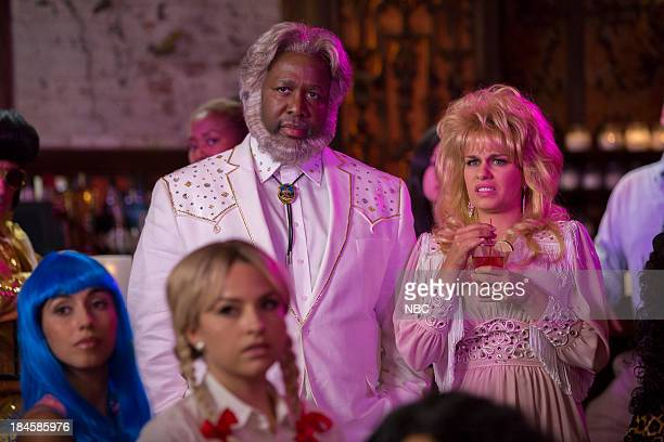 SHOW 'Teammates' Episode 103 Pictured Wendell Pierce as Harris Greeen Ana Nogueira as Kay Costa
