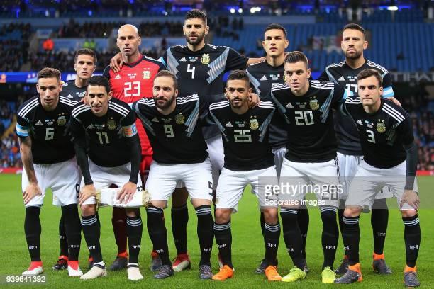 italy v argentina international friendly ストックフォトと画像