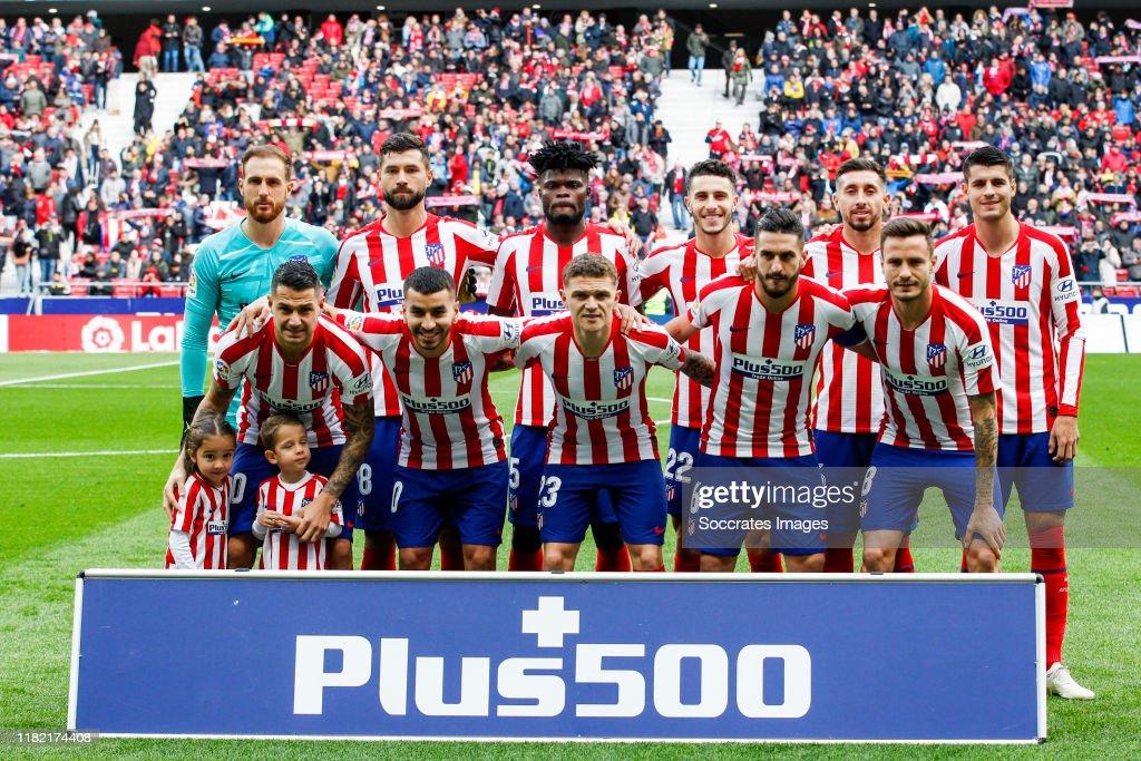Atletico Madrid v Espanyol - La Liga Santander : News Photo