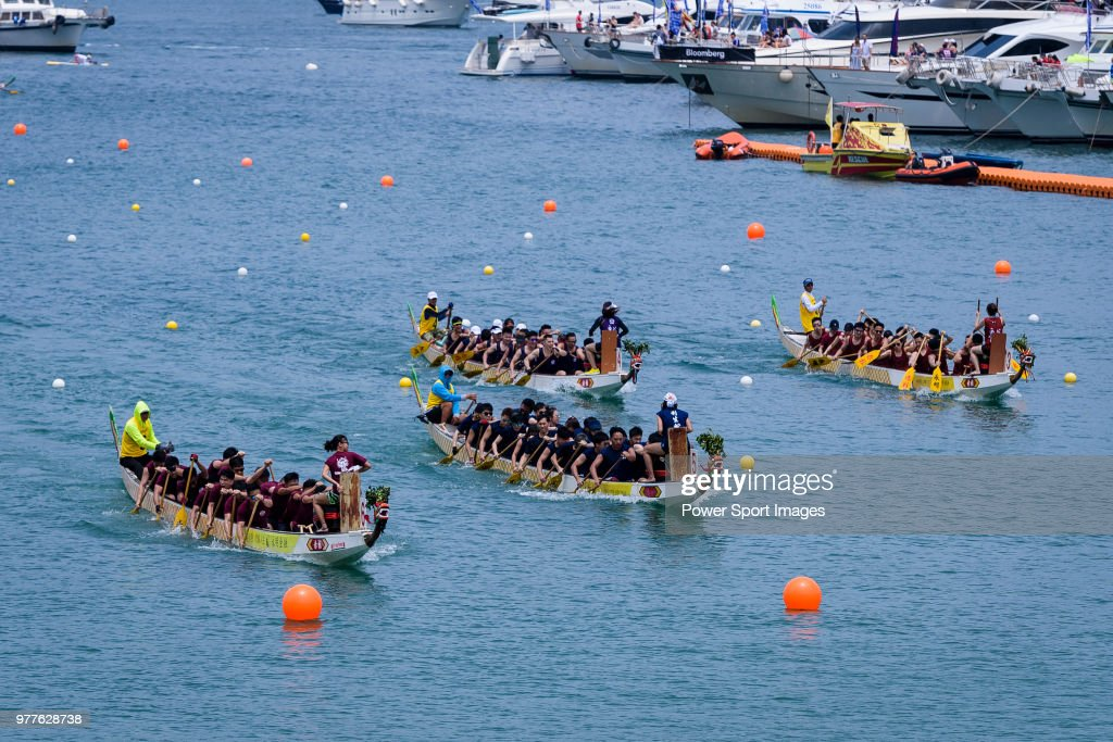 Sun Life Stanley International Dragon Boat Championships 2018