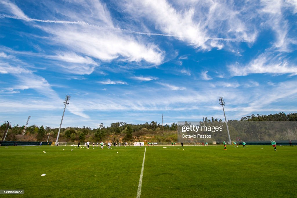 U20 Portugal v U20 Germany - International Friendly