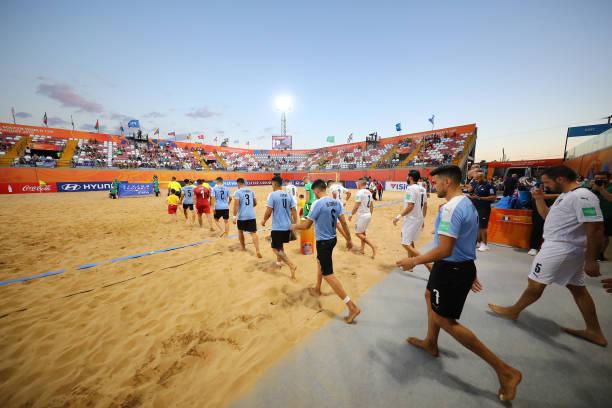PRY: Uruguay v Italy - FIFA Beach Soccer World Cup Paraguay 2019
