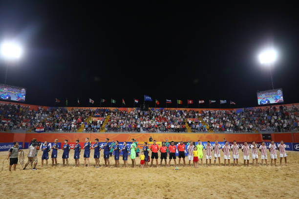 PRY: USA v Paraguay - FIFA Beach Soccer World Cup Paraguay 2019