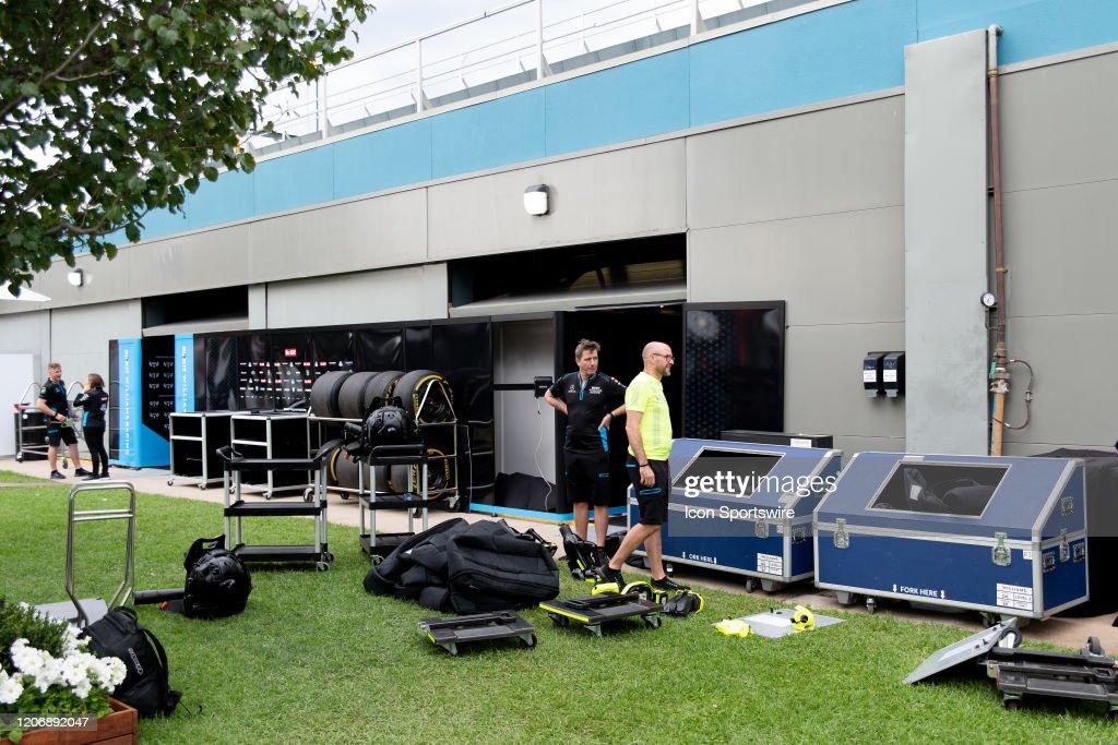 AUTO: MAR 13 F1 - Australian Grand Prix : News Photo