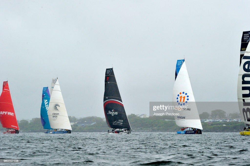 Volvo Ocean Race - Newport, Rhode Island