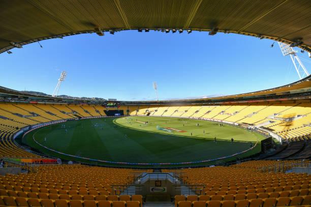 NZL: New Zealand v Australia - T20 Game 4