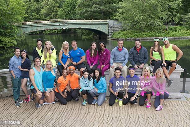 11 teams will race around the globe for the opportunity to win the $1 million dollar prize on the new season of THE AMAZING RACE when the show...