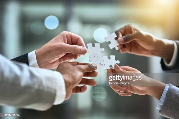Teamwork, a sure solution to a business challenge