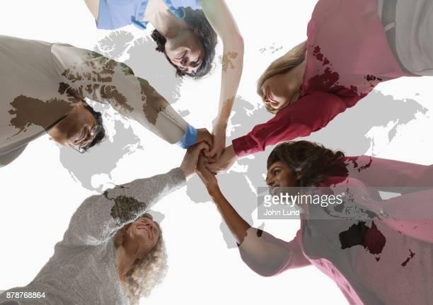 Teamwork Across The Globe
